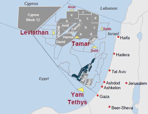 israel-tamar-field-goes-online